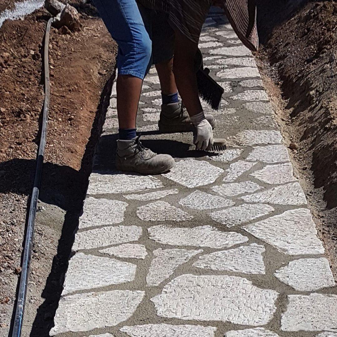 camino piedra